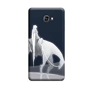 Ebby Premium Printed Mobile Back Case Cover With Full protection For Samsung A5 2016 A510 (Designer Case)
