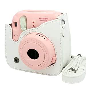 Amazon.com : [Fujifilm Instax Mini 8 Case] - CAIUL Comprehensive