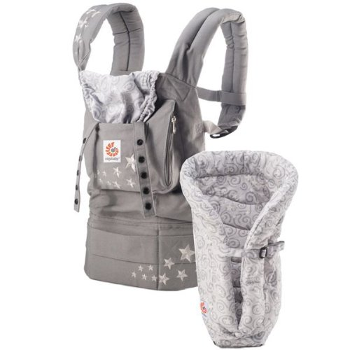 ERGO Baby Carrier Bundle of Joy - Original Galaxy