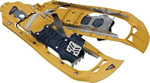 MSR Evo Tour Snow Shoes (22-Inch, Mustard)
