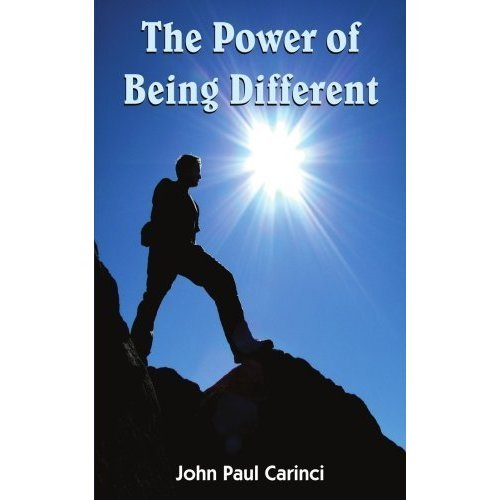 The Power Of Being Different - a success formula