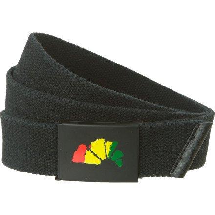 Armourdillo Dubs Belt Dubs Black One Size