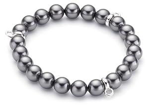 Esprit Charm Silver Pearl Bracelet ESBR91139B160