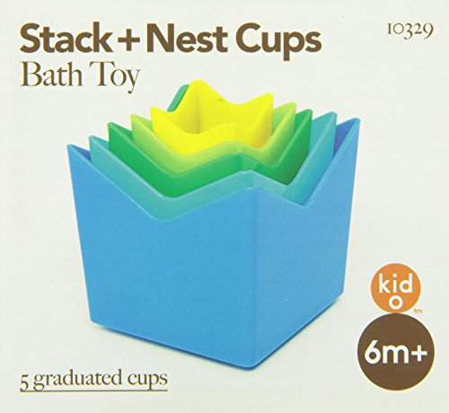 Kid O Stack and Nest Cups - 1