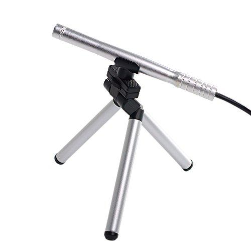 Victsing Mini Portable 200 X Usb Led Digital Microscope Endoscope With 2 Mega Pixel,Support Windows 7/Xp/Vista/Mac Os X/Linux