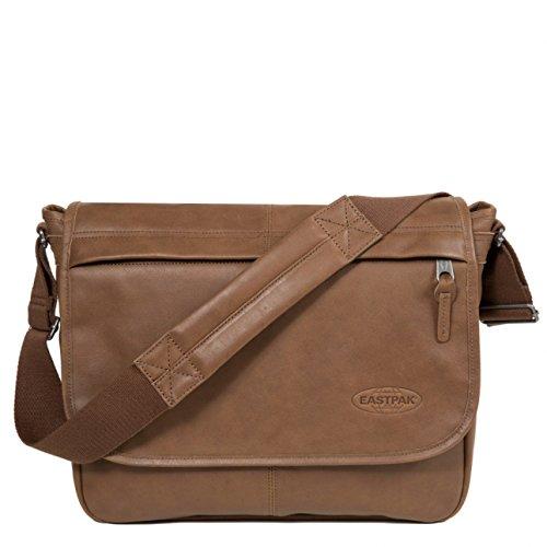 Eastpak Authentic Collection Delegate 16 Serviette Messenger 38,5 cm brownie leather