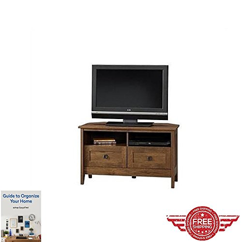 Tv Stand Entertainment Center Console Wood Media Furniture Storage Home Theater 40