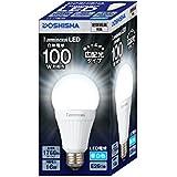 ルミナス LED電球 広配光タイプ 100W相当 昼白色 1766lm 口金E26 密閉器具対応 LDAS100N-G