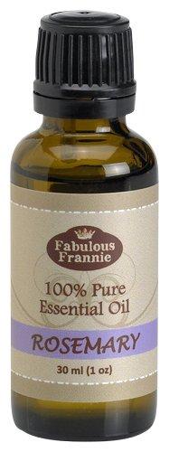 Rosemary Pure Essential Oil Therapeutic Grade - 30 ml