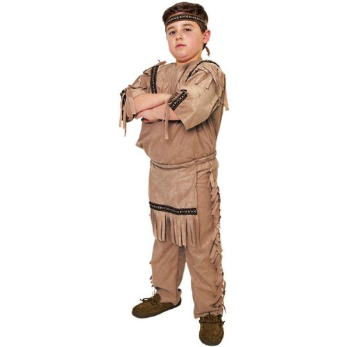 Indian Boy Costume - Medium