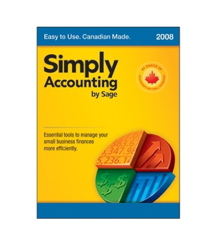 Simply Accounting 2008