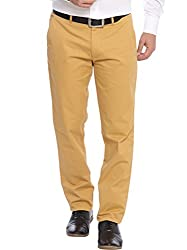 ColorPlus Light Khaki Trousers ( 8907150394381_CMTF10849-H2_044_Light Khaki)