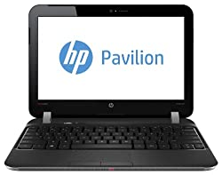 HP Pavilion DM1-4341EA 11.6-inch LED Notebook PC (ASH BLACK) - (AMD DUAL-CORE E2-1800 Processor 1.7GHz, 4GB RAM, 320GB HDD, WINDOWS 8)