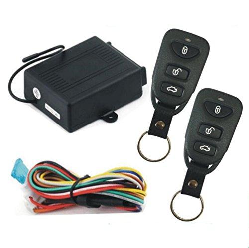 Holoen-Auto-Funkfernbedienung-fr-Zentralverriegelung1-Kanal-Fernbedienung-Schaltleistung-12Vmit-2-Handsender
