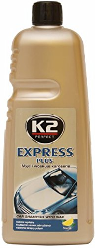 k2-express-plus-2-in-1-shampoo-per-auto-plus-cera-wash-and-wax-1000-ml-1l