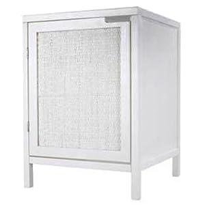 BRISTOL - armario para baño - color blanco en BebeHogar.com