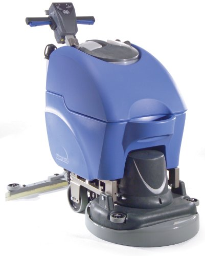 """Nacecare Tt4550 Electric Automatic Scrubber, 20"""" Brush, 180 Rpm, 11 Gallon Capacity, 1.6Hp, 65' Power Cord Length front-406162"""
