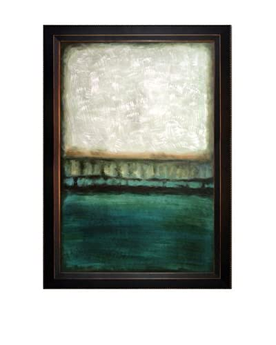 Lisa Carney Emerald Mist Oil Painting