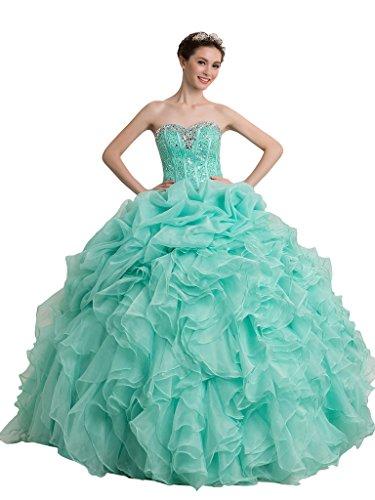 Broybuy-Mujer-Cuentas-Cristal-Ruffled-Organza-Ball-Gown-Vestidos-de-Quinceaera