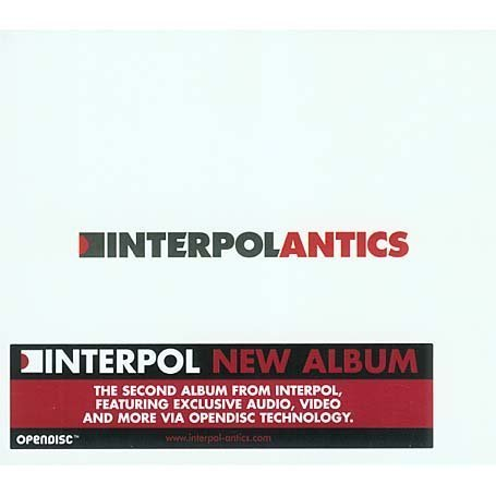 Interpol - Antics (Bonus CD) - Zortam Music