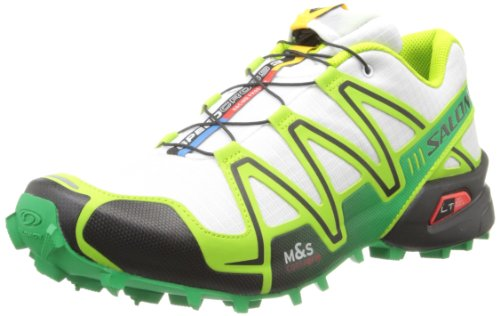Salomon L36194200 Men's Speedcross 3 Trail Running Shoes