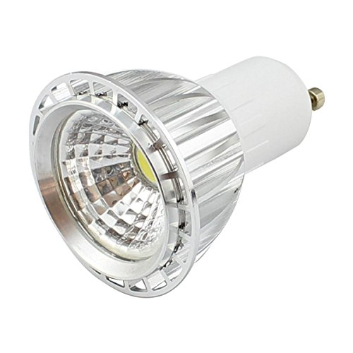 Triangle Bulbs Gu10 Warm White Daylight Led Spotlight 120V 3W Gu10 , 300Lm 60 Degree Beam Angle