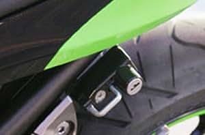 キジマ(Kijima) ヘルメットロック ブラック ニンジャ250(EX250L) 13Y 303-1540