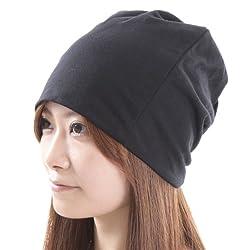 電波シールドニット帽子<<MS308 -2重Lサイズ