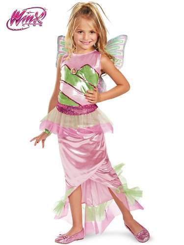 Winx Club Bloom Mermaid Deluxe Kids Costume