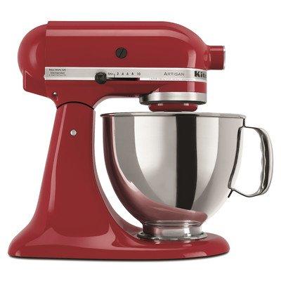 Kitchenaid Artisan Series Mixer front-396