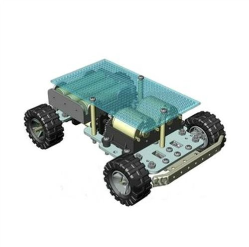4WD diy robot for arduino robot kit with mobile robotic platform Car Kit (atmega328 IC)