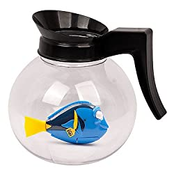 Finding Dory - Coffee Pot Playset Includes Robotic Dory Swimming Fish