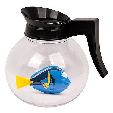 Finding Dory - Coffee Pot Playset (Includes Robotic Dory Swimming Fish) (Character Coffee Pot compare prices)