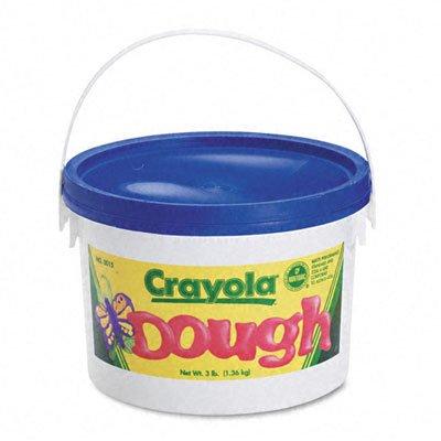 o Crayola o - Reusable Modeling Dough, 3lb in Airtight Container, Blue