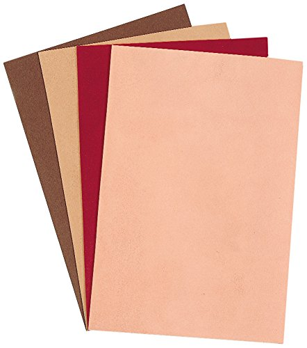 "Creativity Street Wonderfoam 12"" X 18"" Multi-Cultural Colors, 10 Sheets - 1"
