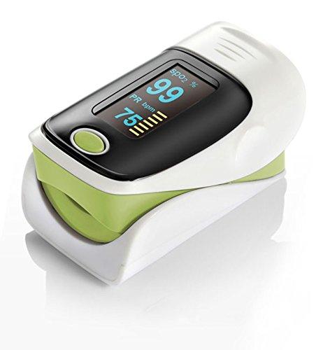pulsioximetro-de-dedo-y-monitor-de-frecuencia-cardiaca-mejor-precision-buen-diseno-color-verde