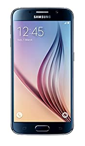 Samsung Galaxy S6 UK Version SIM-Free Smartphone (5.1-inch, 32GB, Android) - Sapphire Black