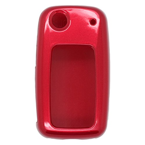 metallic-paint-key-case-shell-cover-fit-for-volkswagen-skoda-seat-flip-remote-key-red