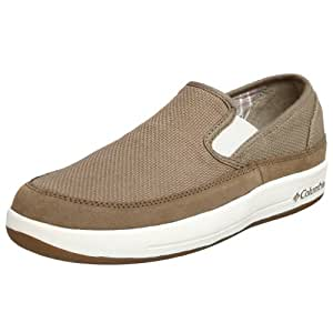 Columbia Men's  4 Fish Slip On,Flax,7.5 M