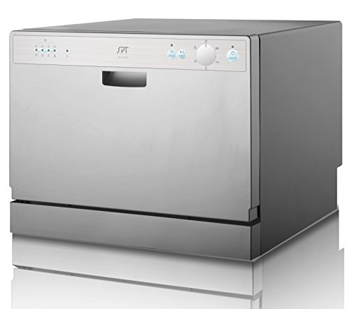Click to Buy SPT SD-2202S Countertop Dishwasher with Delay Start ...