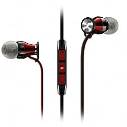 Sennheiser Momentum In-Ear Headphone With Control Your Galaxy With Mic (Black)