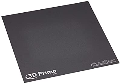 3D Prima BT08X08 BuildTak Print Surface, 203 mm x 203 mm