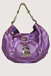 Purple Leather handbags in Toronto