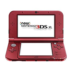 Nintendo 3DS XL Red from MECCA Electronics