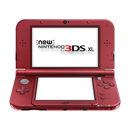 Nintendo New 3DS XL Red