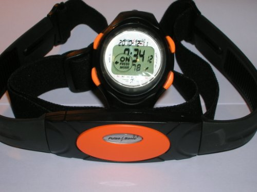 Pulse Sonic K920D Heart Rate Monitor Watch