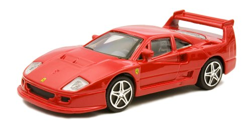 1:43 die-cast Hot Wheels Ferrari F40 Competizione...