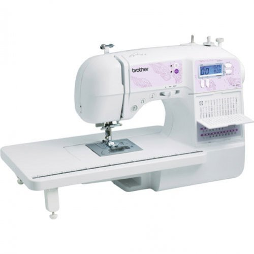 Brother Computerized Sewing Machine SQ9000 w/ Alphabet