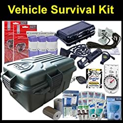 Vehicle - Car - Auto - Truck - Survival and Medical Kit
