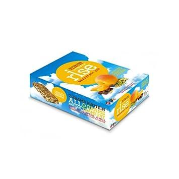 Rise Bar Breakfast Bar Crunch Pumpkin 39 g (Pack of 12) [Kohlenhydrate]